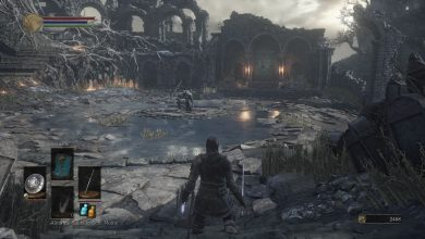 Dark Souls III Tutorial