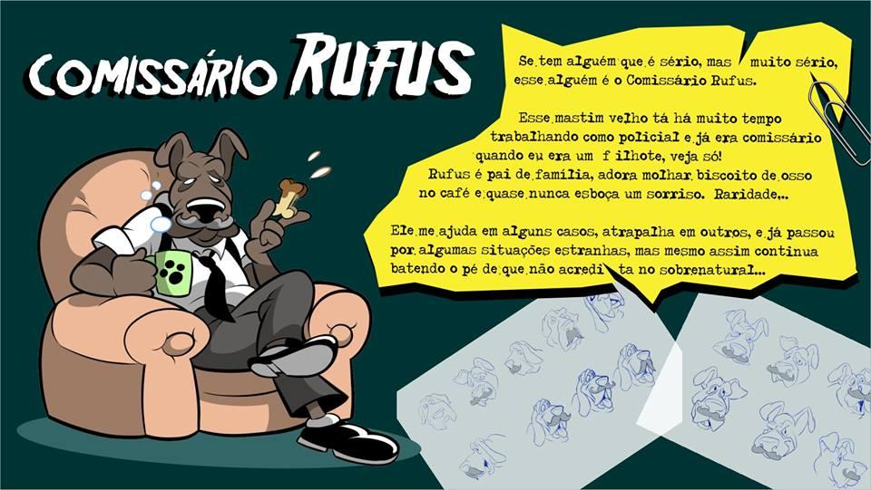 Edgar Alan Corvo - Rufus