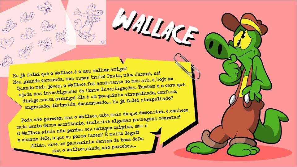 Edgar Alan Corvo - Wallace