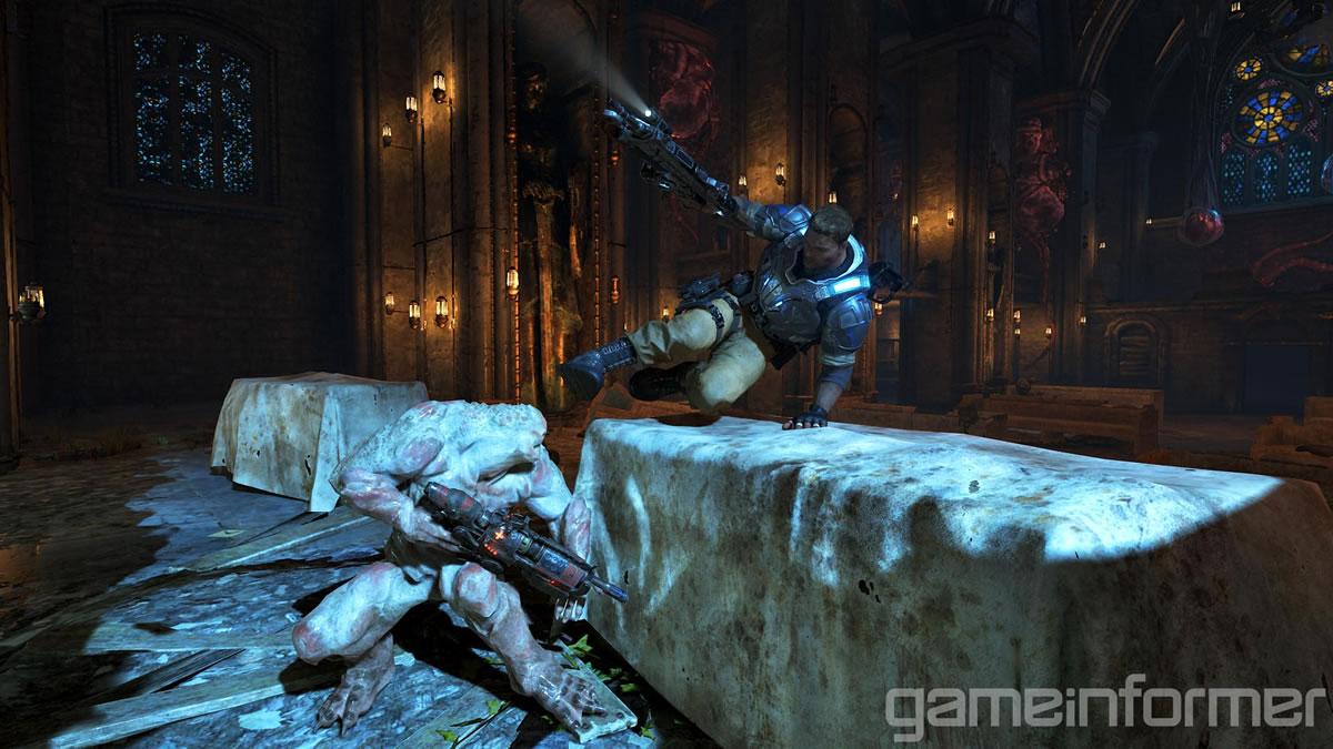 Gears of War 4 gameplay_vault_final