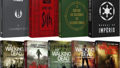 Photo of Oferta | Box de livros com desconto! (The Walking Dead, Star Wars e outros)