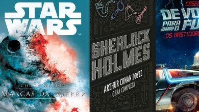 Photo of Star Wars – Marcas da Guerra por 10 reais e mais livros em promoção!