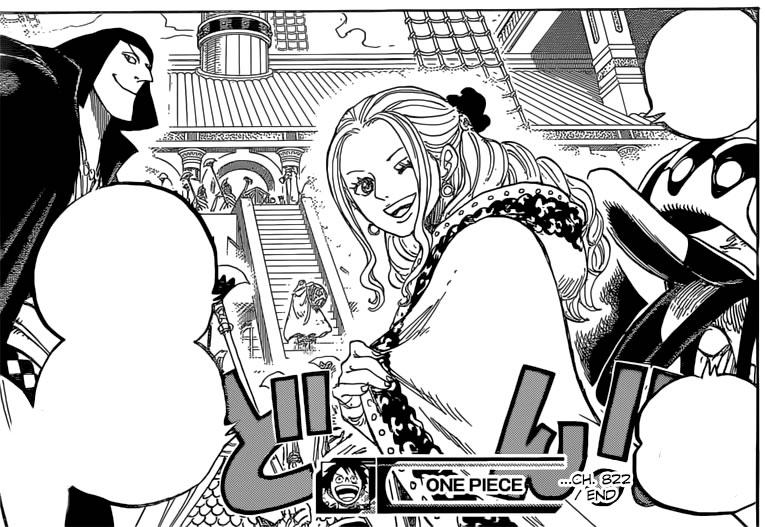One Piece 822a