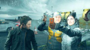 Quantum Break Review Game