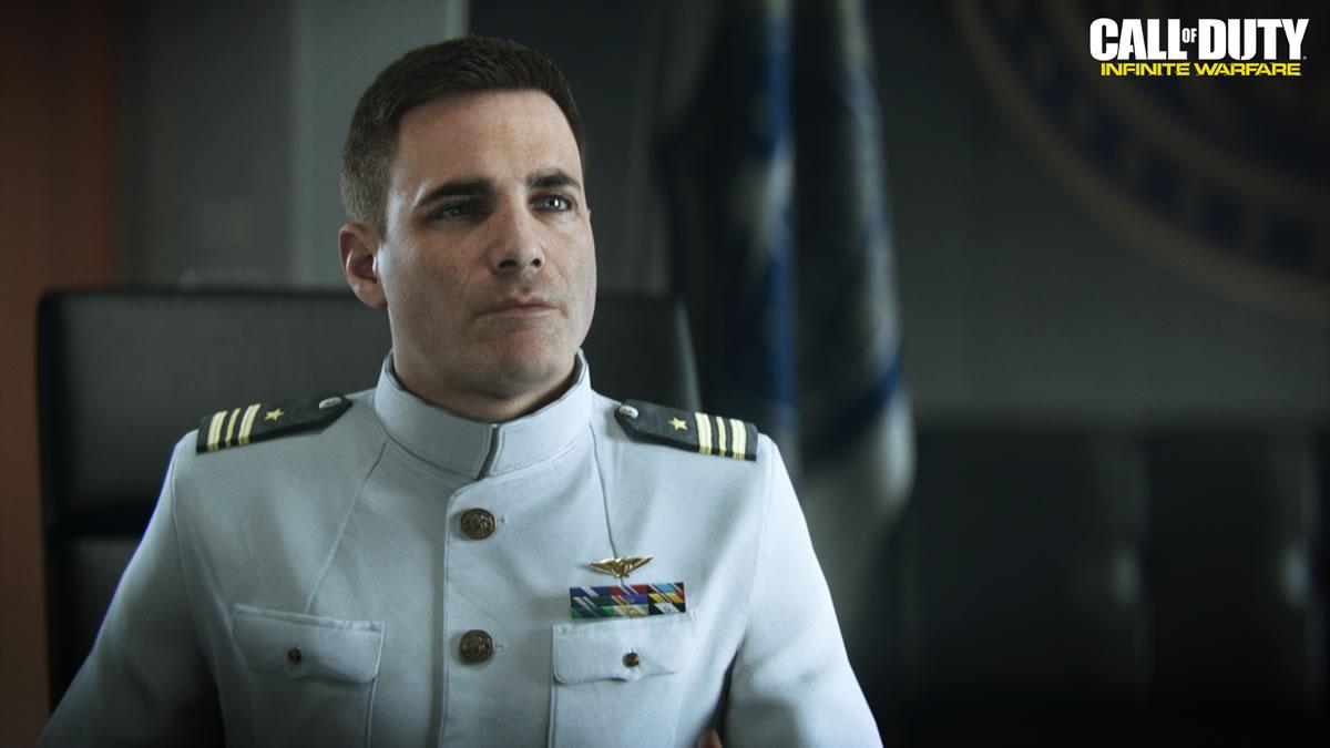 Call of Duty Infinite Warfare_Captain Reyes WM