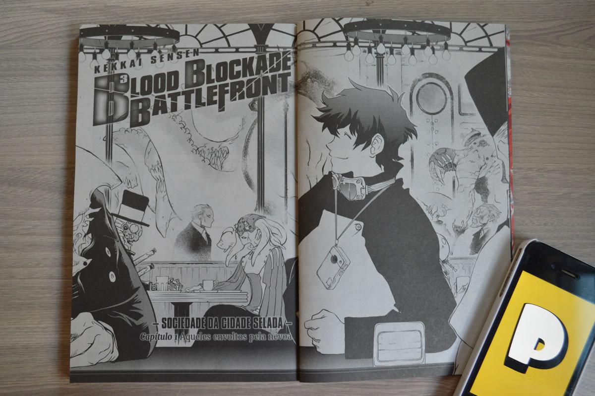 Kekkai Sensen Blood Blockade Battlefront 009