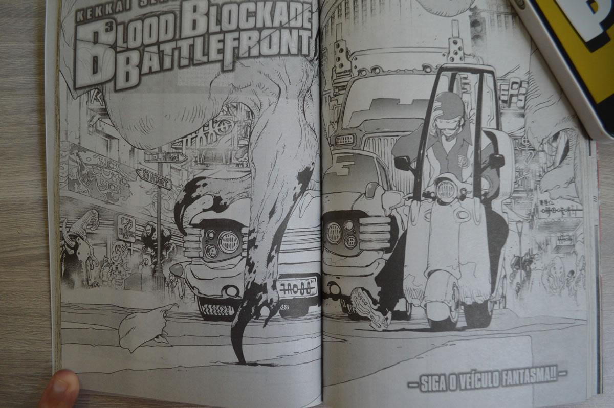 Kekkai Sensen Blood Blockade Battlefront 025