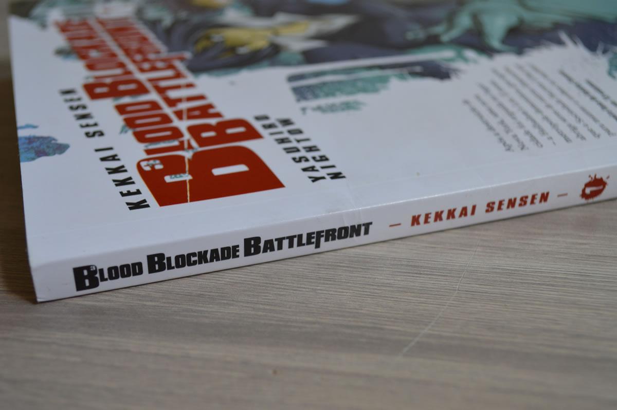 Kekkai Sensen Blood Blockade Battlefront 035