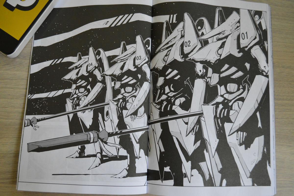 Knights of Sidonia 033