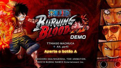 Photo of One Piece Burning Blood   A demonstração da grande batalha pirata! (Impressões Demo)