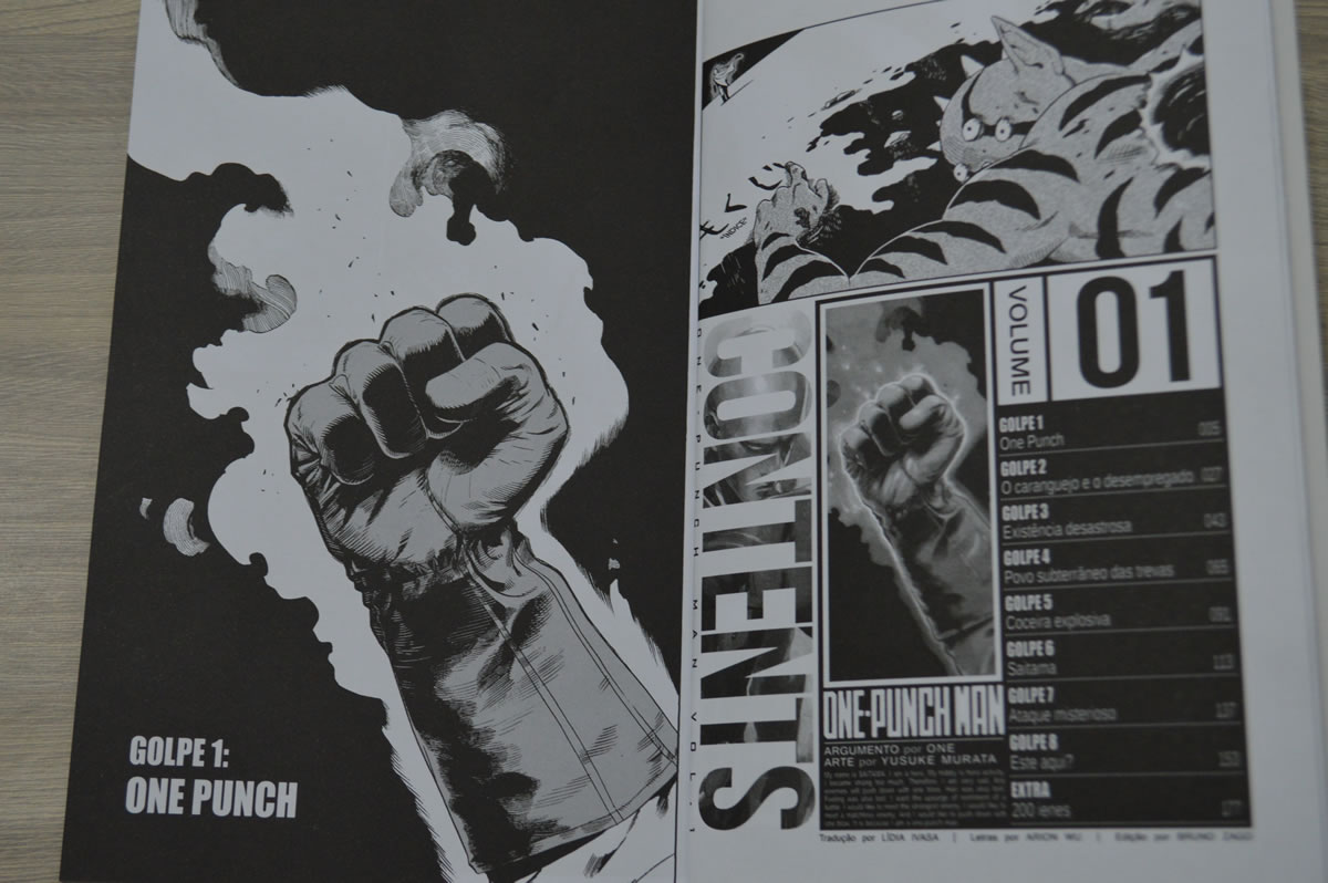 One Punch Man 011