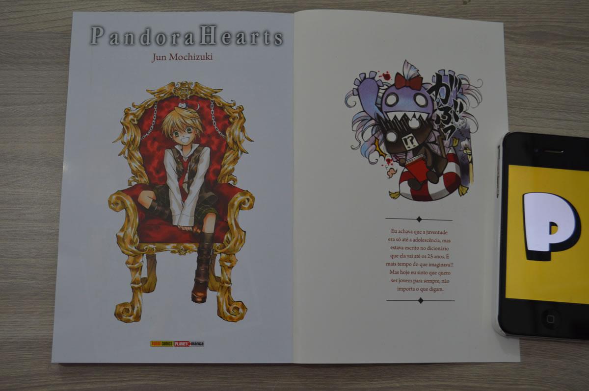 Pandora Hearts 007