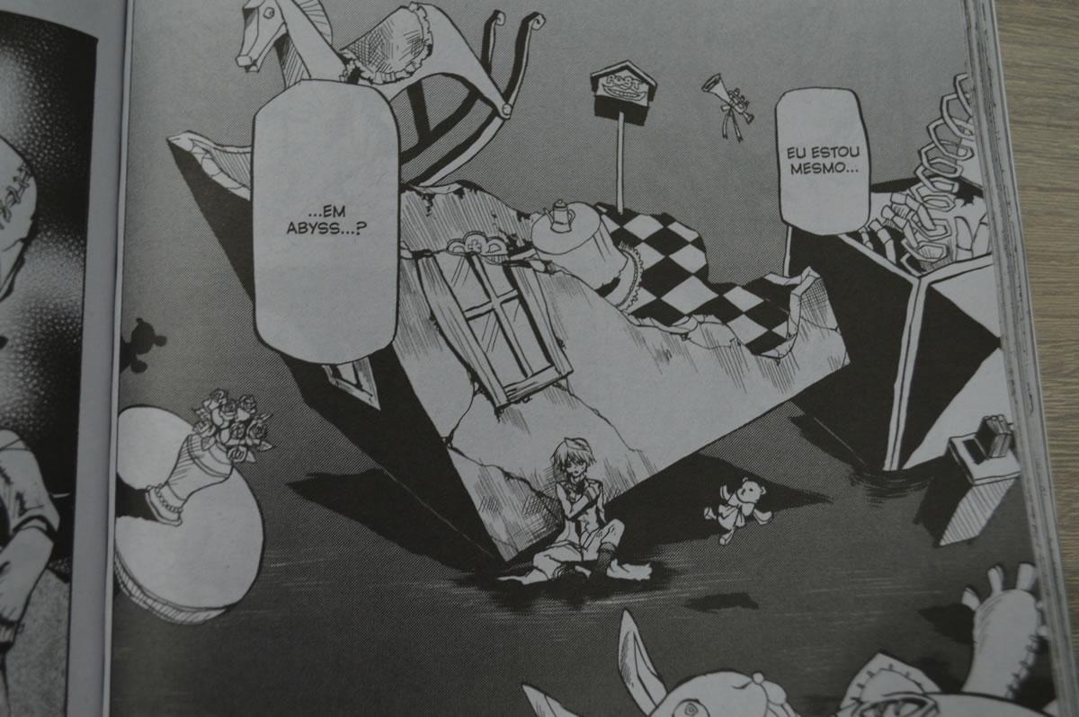 Pandora Hearts 023