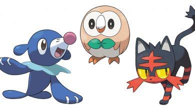 Photo of Pokémon Sun & Moon | Os iniciais da sétima geração são anunciados!