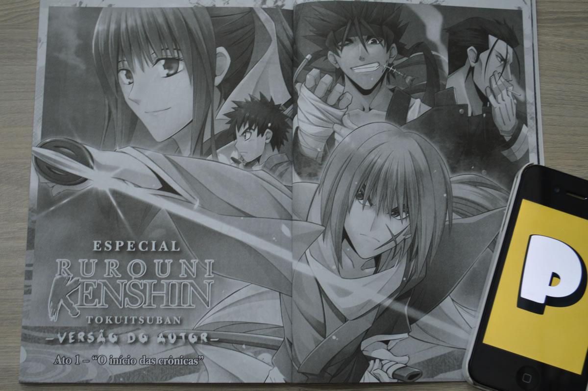 Rurouni Kenshin Versao Autor 010