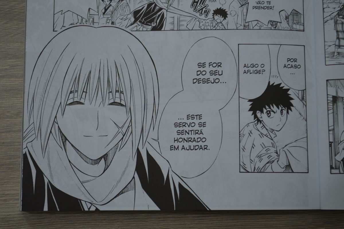 Rurouni Kenshin Versao Autor 011