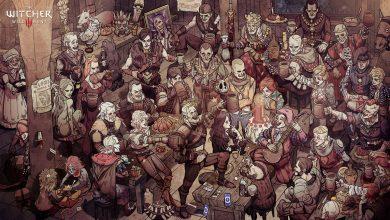 Photo of Wallpaper | Comemorando 1 ano de The Witcher 3: Wild Hunt!