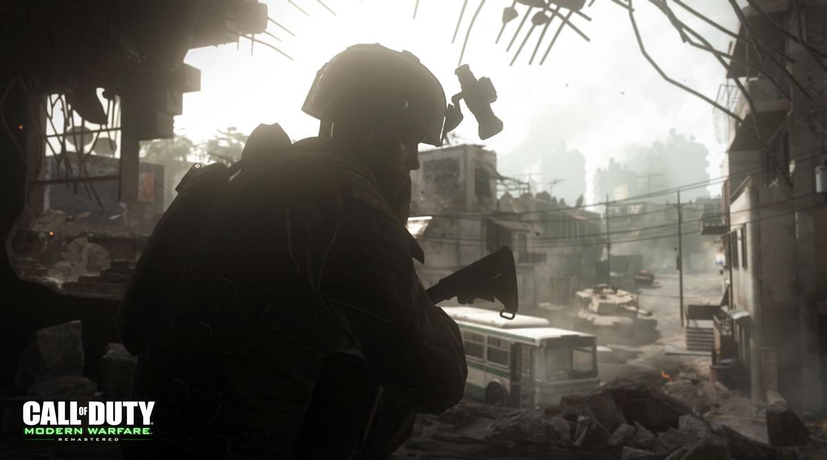 Call of Duty Modern Warfare Remastered 001