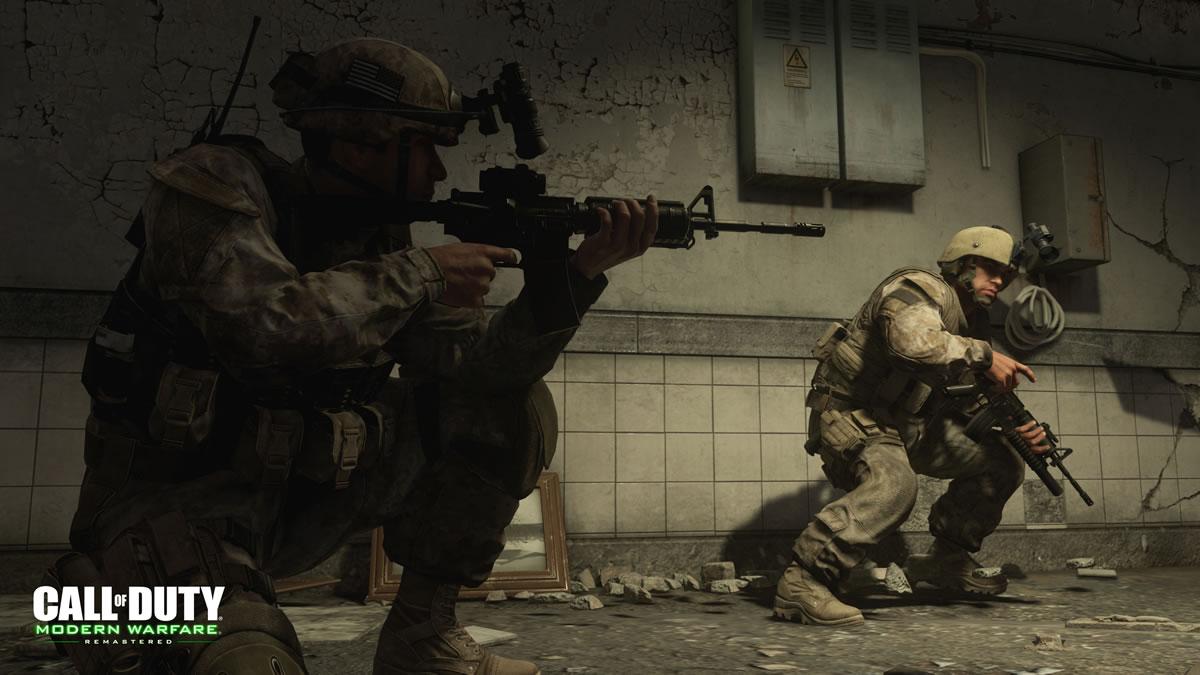 Call of Duty Modern Warfare Remastered 003