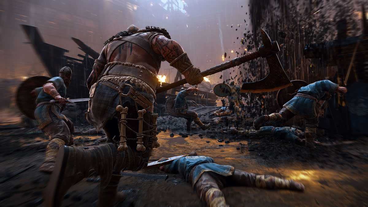 For Honor 001
