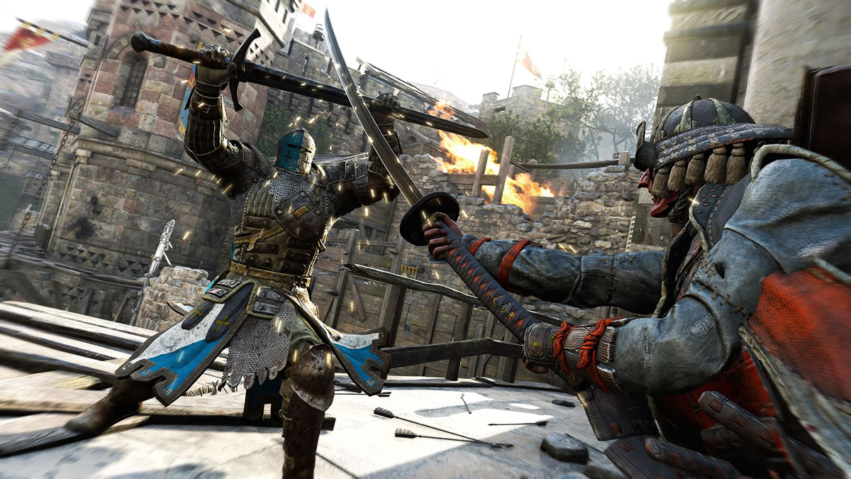 For Honor 005