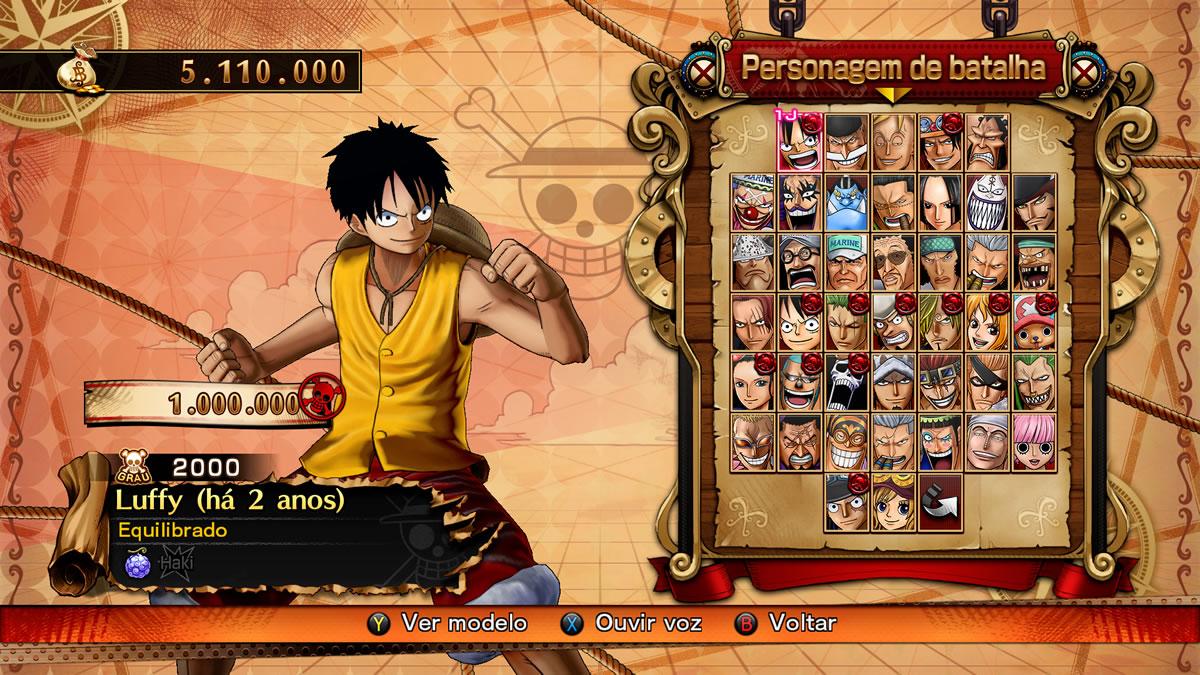 One Piece Burning Blood (28)