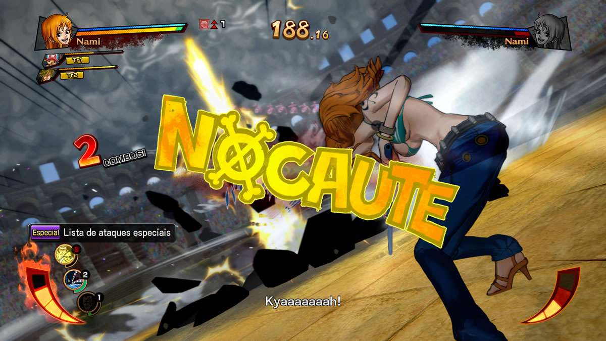 One Piece Burning Blood (6)