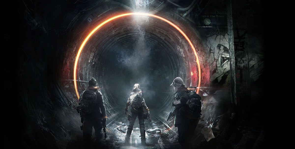 The Division Expansao 001