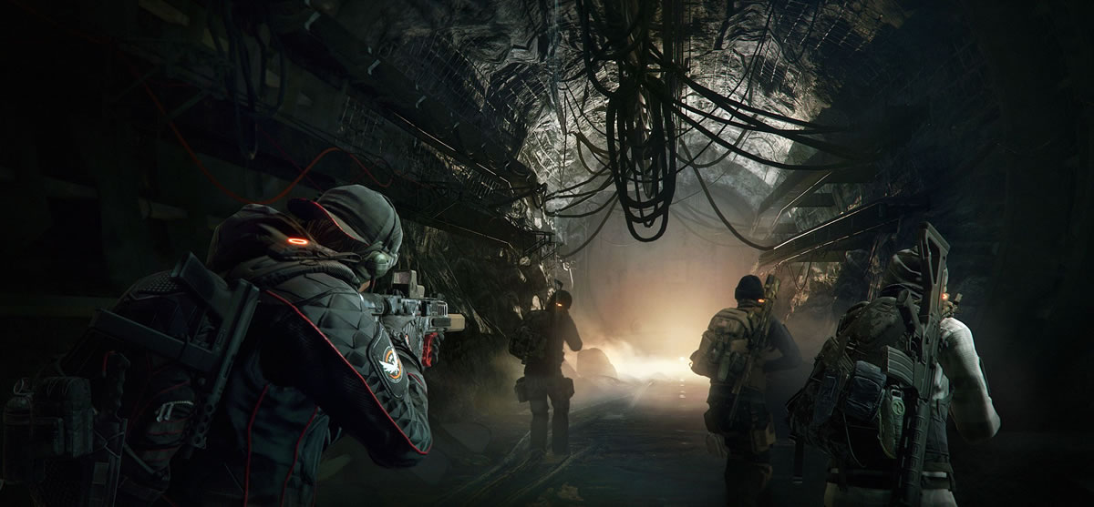The Division Expansao 002