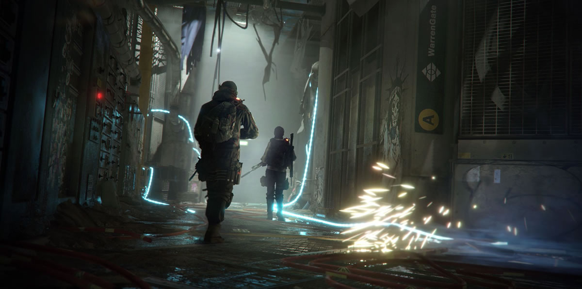The Division Expansao 006