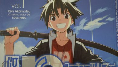 Photo of UQ Holder! Vol. 01 | Se tornar imortal é só alegria! (Impressões)