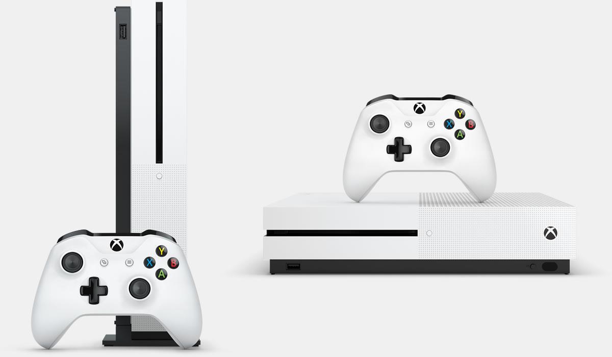 Xbox One S 002