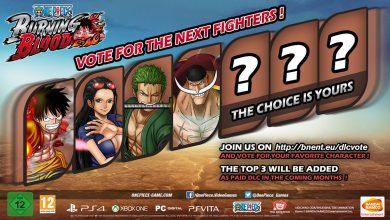 Photo of One Piece Burning Blood   Votação oficial para novos personagens (via DLC)