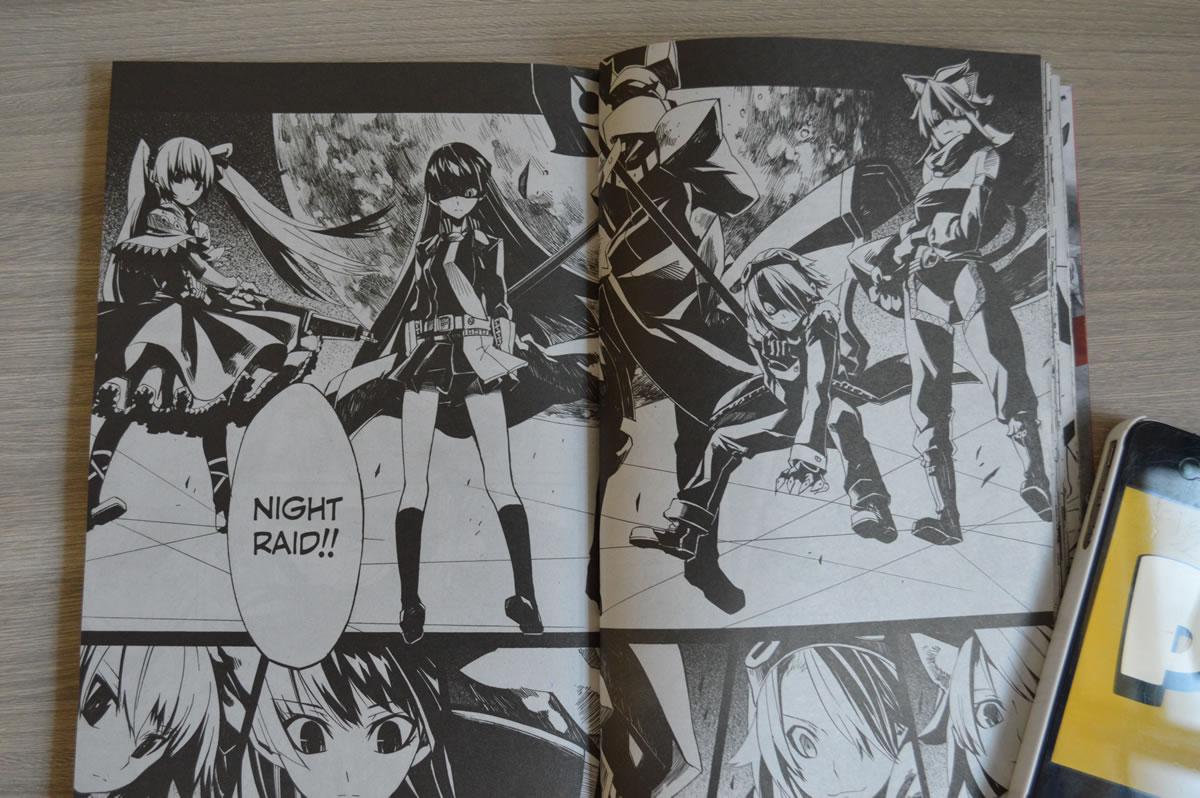 Akame ga kill - 016