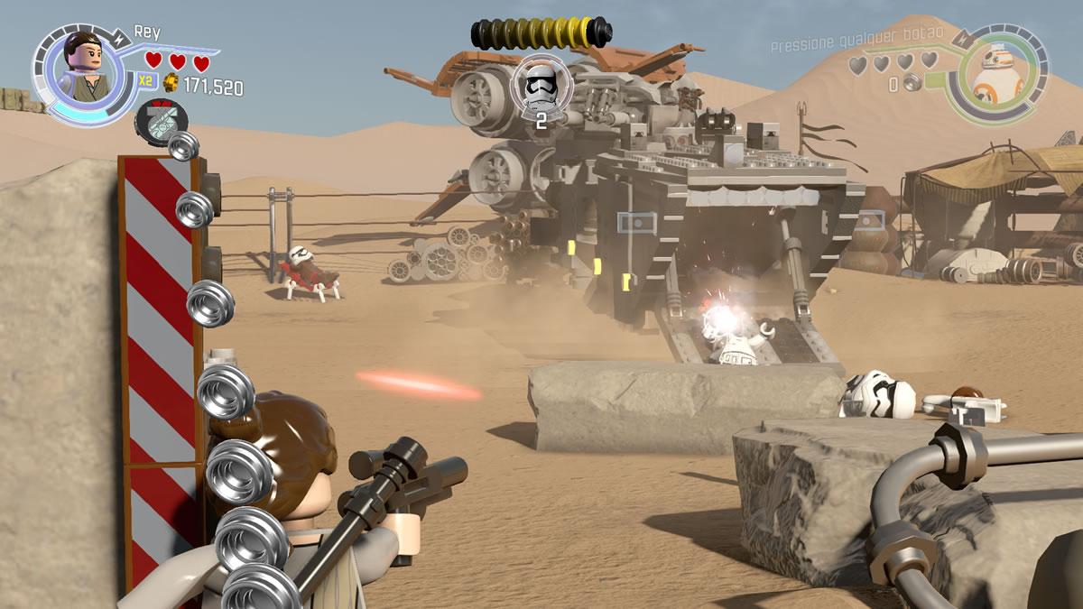 LEGO® STAR WARS™ O Despertar da Força (18)