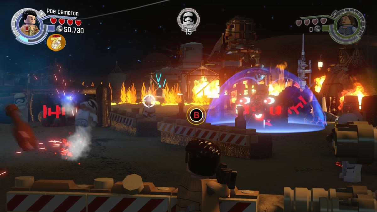 LEGO® STAR WARS™ O Despertar da Força (22)