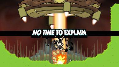 Photo of No Time To Explain | Quando o futuro bate à sua porta! (Impressões)