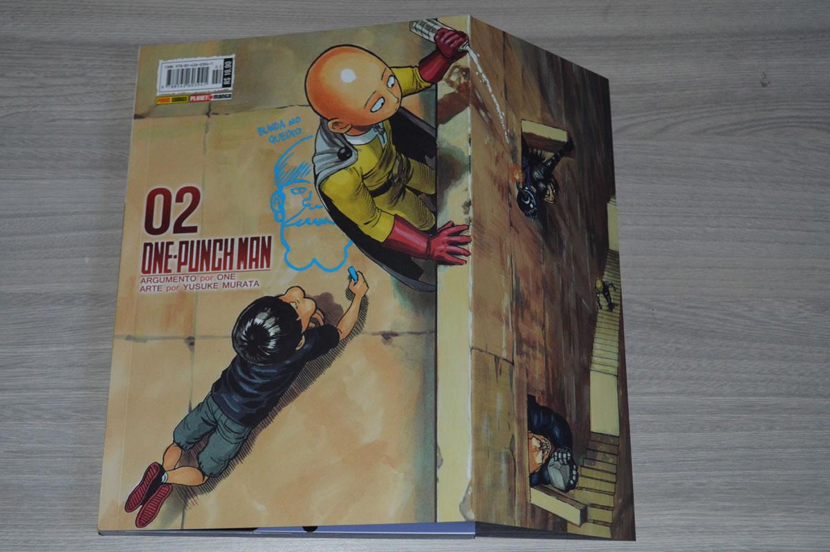 One Punch Man Vol 2 - 003
