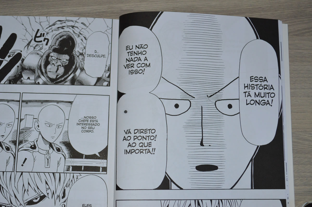 One Punch Man Vol 2 - 009
