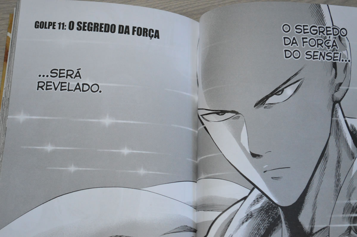 One Punch Man Vol 2 - 016