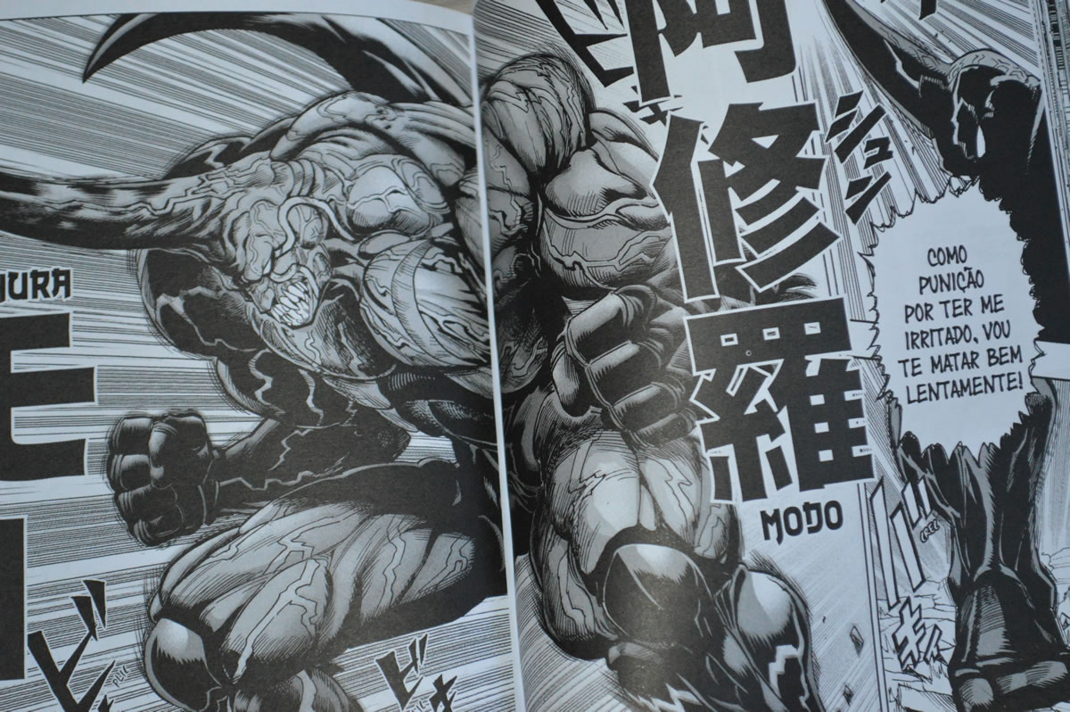 One Punch Man Vol 2 - 019