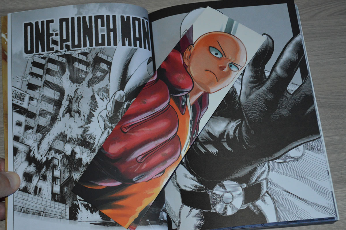 One Punch Man Vol 2 - 033