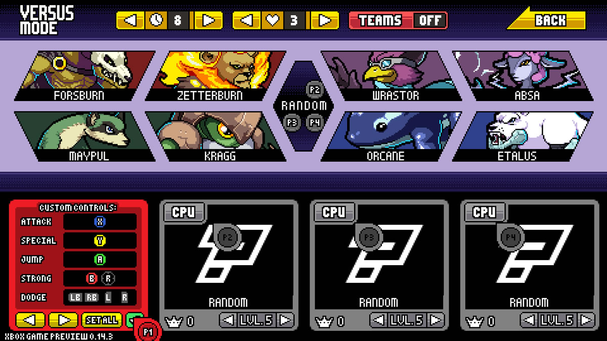 Rivals of Aether (Game Preview) (12)