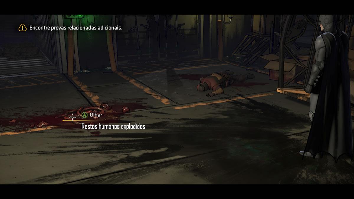 Batman - The Telltale Series - Episode 1 Realm of Shadows (23)