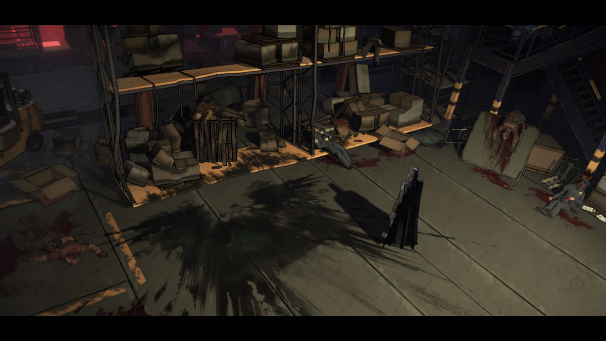 Batman - The Telltale Series - Episode 1 Realm of Shadows (24)