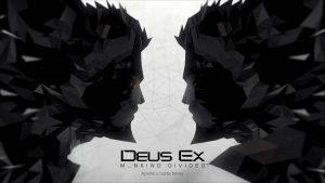 Deus Ex Mankind Divided™