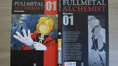 Photo of Fullmetal Alchemist – Vol. 01   De volta às bancas, uma troca equivalente! (Impressões)