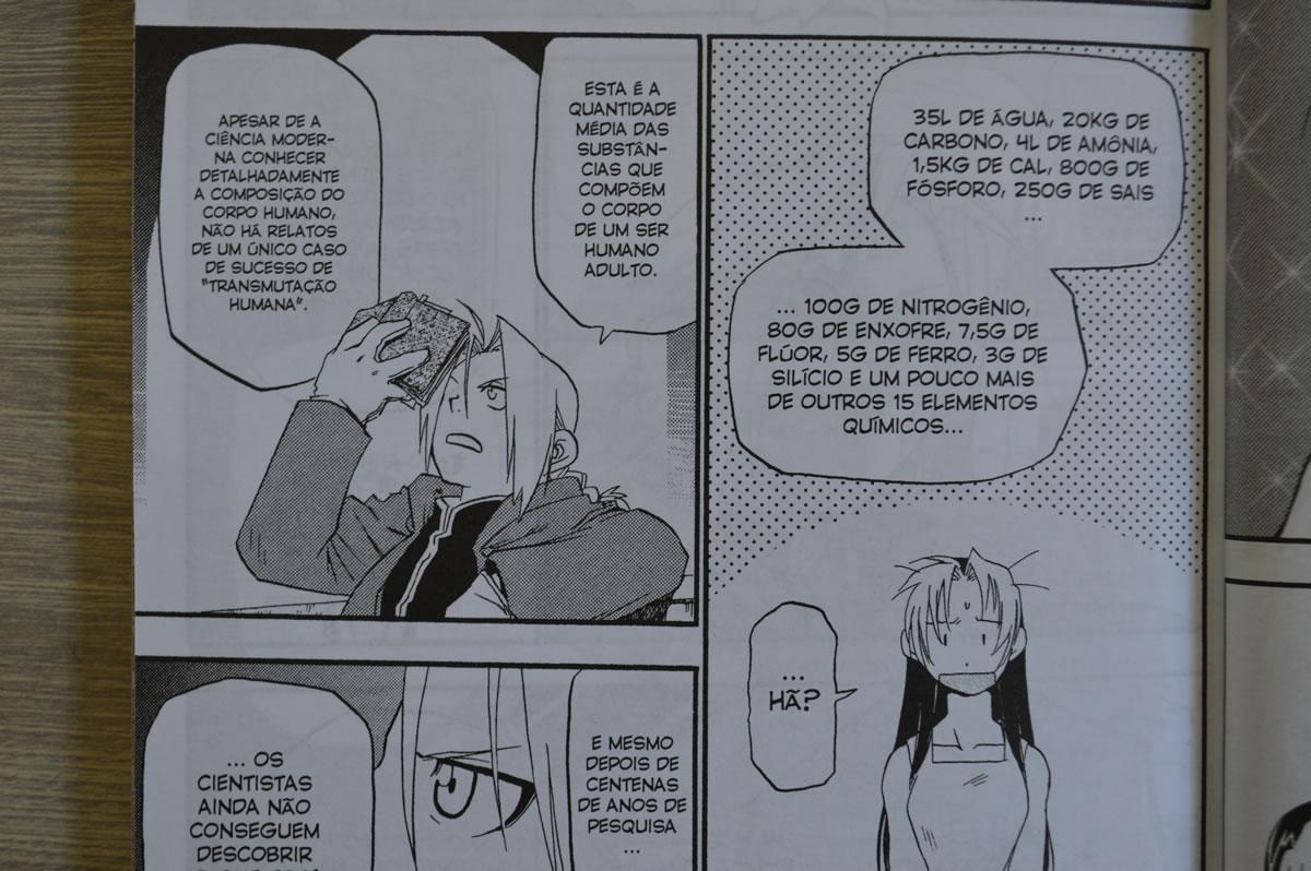 Fullmetal Alchemist 011