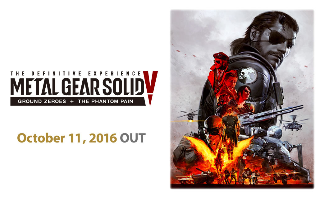 Metal Gear Solid V The Definitive Experience