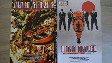 Photo of Ninja Slayer – Vol. 01   Nunca enfureça um ninja! (Impressões)